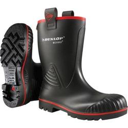 Dunlop Stiefel Rocker, Gr. 47, schwarz