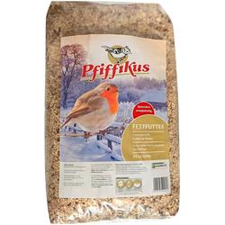 Pfiffikus Vogelfutter Fettfutter, 25 kg