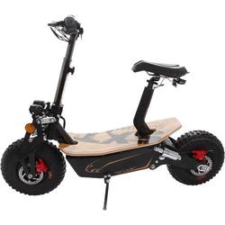 SXT Scooters Monster E-Scooter Schwarz Blei-Gel 48V 12Ah Straßenzulassung: Nein