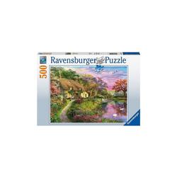 Ravensburger Puzzle Puzzle Landliebe, 500 Teile, Puzzleteile