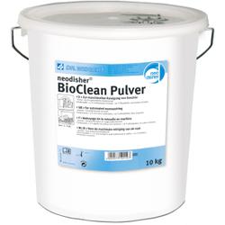 Dr. Weigert neodisher® Bioclean Geschirr-Pulver, Enzymatischer Reiniger für das maschinelle Geschirrspülen, 10 kg - Eimer