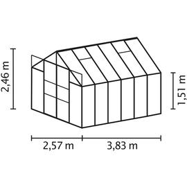 Vitavia Uranus 9900 Alu HKP 4 mm 9,9 m2