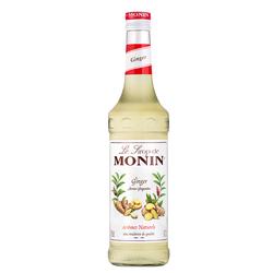 Monin Sirup Ginger Ingwer Saveur Gingembre  Original Sirup aus Frankreich 0,7 Liter