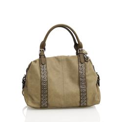 Emma & Kelly Shopper mit coolem Lochnieten-Design