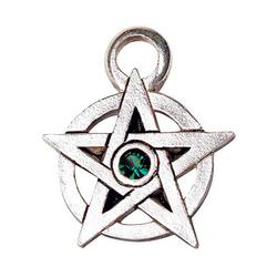 Adelia´s Amulett Magische Pentagramme Talisman, Juwelenpentagramm - Erreichen von Zielen