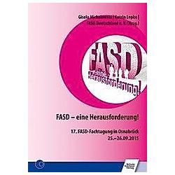 FASD - eine Herausforderung! - Buch