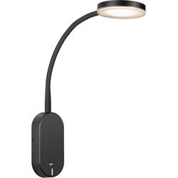 Nordlux,LED Leselampe Mason schwarz Leselampen Lampen Leuchten