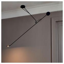DCW éditions Deckenleuchte Aaro LED 160cm schwenkbar