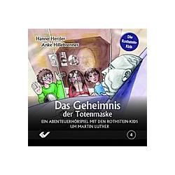 Das Geheimnis der Totenmaske  Audio-CD - Hörbuch