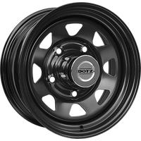 Dotz Dakar Dark 7,0x16 5x114,3 ET36 MB66