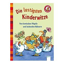 Die lustigsten Kinderwitze - Buch