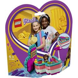 41384 LEGO® FRIENDS Andreas sommerliche Herzbox