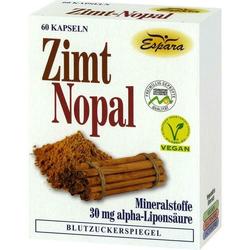 Zimt-Nopal