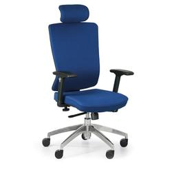 Bürosessel ned f, blau