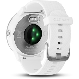 Garmin vivoactive 3 weiß / silber