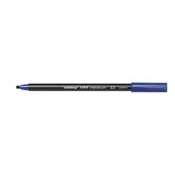 Kalligrafie-Stift edding 1255, 3,5, stahlblau
