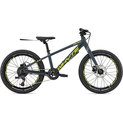 Whyte Bikes Mountainbike 203, 8 Gang SRAM X4 Schaltwerk, Kettenschaltung