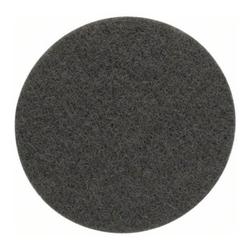 Bosch Schleifvlies 128 mm 800 fein Siliciumcarbid (SiC), ohne Velours