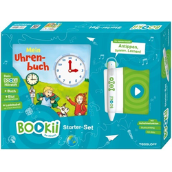 BOOKii® Starter-Set Mein Uhrenbuch