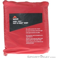 MSR F&L Body Hubba Tour 1 Tent Bodies rot