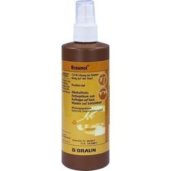BRAUNOL Schleimhautantiseptikum 250 ml