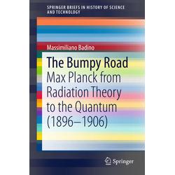 The Bumpy Road als Buch von Massimiliano Badino