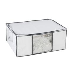 WENKO Vakuum Soft Box, mit Luftventil und Vakuum-Tasche, Maße: B 65 x H 50 x 27 cm