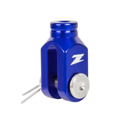 Zeta Hinterradbremsen-Einsteller  Blau, Honda CR 125/250, CRF 150/250/450, CRF-X 250/450