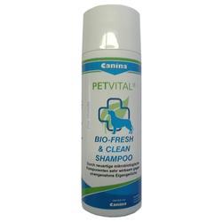 (7,35 EUR/100ml) Canina Petvital Bio Fresh & Clean Shampoo 200 ml