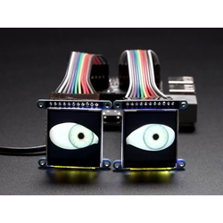 Adafruit Animierte Augen Bonnet für Raspberry Pi, Kit