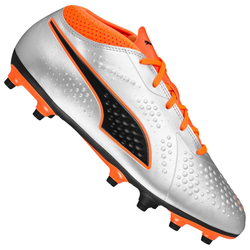 Dziecięce buty piłkarskie PUMA One 4 FG 104782-01 - 38
