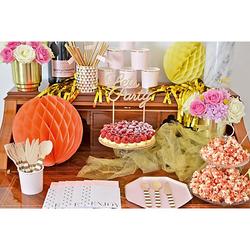 All Day Rosé Bridal Party Box, Bis 16 Personen, Ohne Gastgeschenke bunt