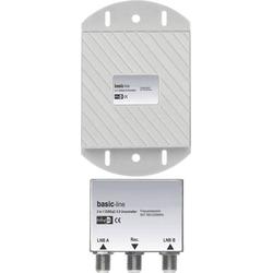 Renkforce SPU 21-02 DiSEqC-Schalter 2 (2 SAT/0 terrestrisch) 1