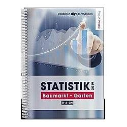 Statistik Baumarkt + Garten 2019 - Buch