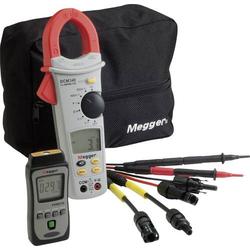 Megger PVK330 Photovoltaik-Multimeter, Stromzange digital CAT III 600V Anzeige (Counts): 4000