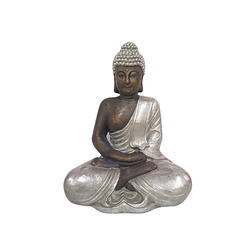 HTI-Line Dekofigur Gartendeko Buddha (1 Stück), Gartendeko