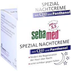 SEBAMED Spezial Nachtcreme mit Q10