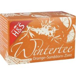 H&S Wintertee Orange-Sanddorn-Zimt