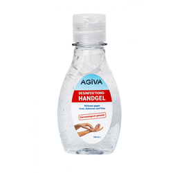 Agiva Händedesinfektion 100 ml, Handgel, Desinfektion