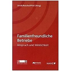Familienfreundliche Betriebe - Buch