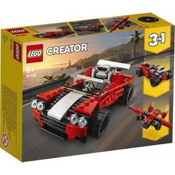 LEGO® Puzzle LEGO® Creator 31100 Sportwagen, Puzzleteile