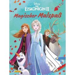 Die Eiskönigin 2: Malbuch zum Film