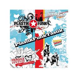 Plastik Funk - plastik funk tastik ibiza 2005 (CD)