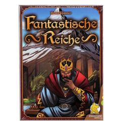 Strohmann Games Spiel, Strohmann Games Fantastische Reiche (DE) nominiert