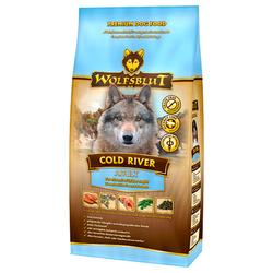 Wolfsblut Cold River Hundefutter mit Fisch, 15 kg