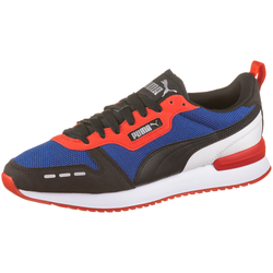 PUMA R78 Sneaker Herren in limoges-puma black-high risk red, Größe 45 limoges-puma black-high risk red 45