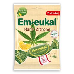 Em-eukal Hanf-Zitrone zuckerfrei