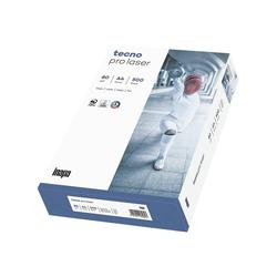 Inapa tecno Druckerpapier Pro Laser, Format DIN A4, 80 g/m²