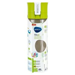 BRITA Trinkflasche Wasserfilter-Flasche Fill & Go VITAL 0,6 L Lime