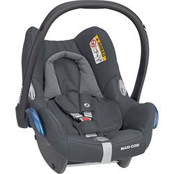Babyschale Cabriofix, Essential Graphite dunkelgrau Gr. 0-13 kg